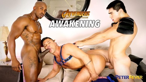 Axel Kane, Dominic Pacifico & Max Konnor – GayVengers Episode 4